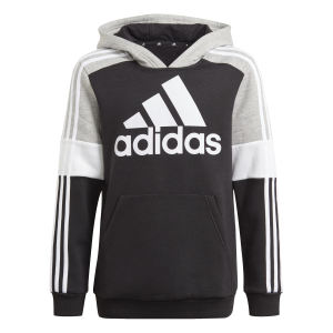 Adidas Essentials Logo Colourblock Kids Hoodie
