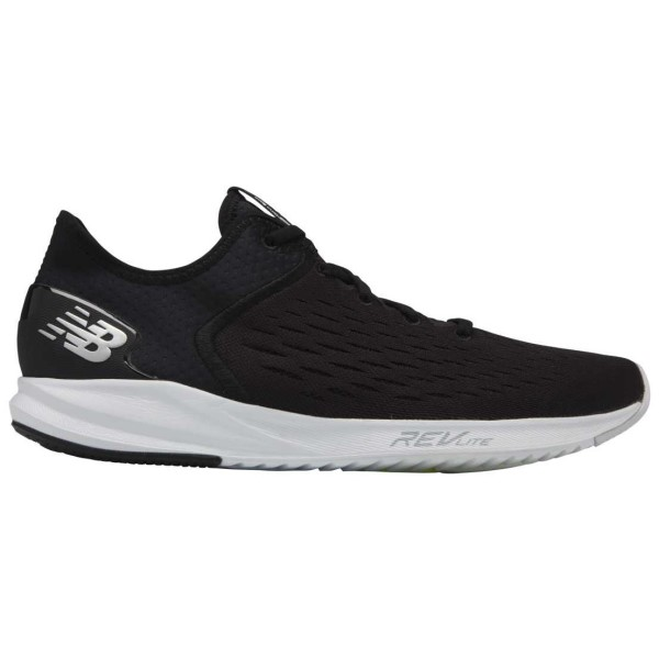 New Balance Fuel Core 5000v1 - Mens Running Shoes - Black/White 23705