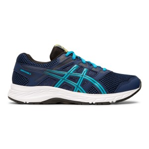 Asics Contend 5 GS - Kids Boys Running Shoes