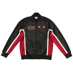 Mitchell & Ness Chicago Bulls Championship Game Mens Basketball Track Jacket