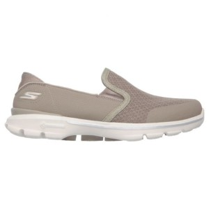 Skechers Go Walk 3 Accomplish - Womens Walking Shoes