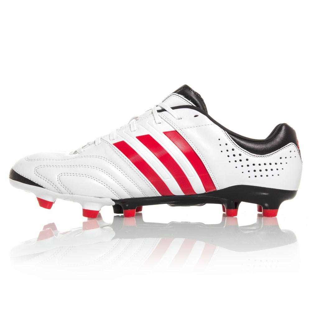 quite nice 1a44f 23ab6 ... sale adidas adipure 11pro trx fg mens football boots white red black  459c7 06afb
