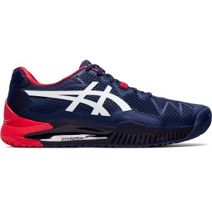Asics Gel Resolution 8 - Mens Tennis Shoes