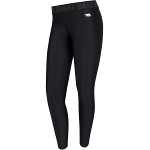 Running Bare Mid Rise Vixen Full Length Womens Training Tights