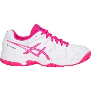 Asics Gel Game 6 GS - Kids Girls Tennis Shoes