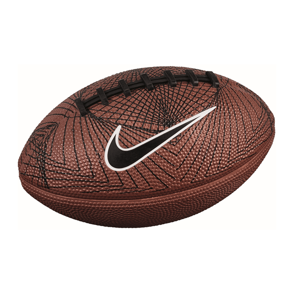 Nike 500 Mini Football 4.0 - Terra Brown/Black/White/Black