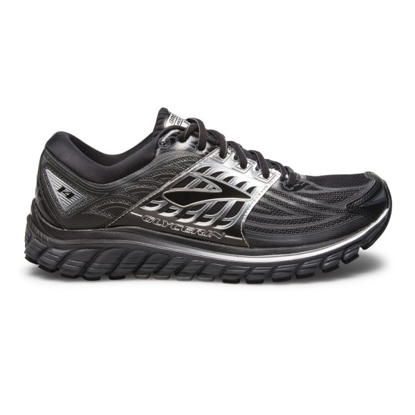 Brooks Glycerin 14 - Mens Running Shoes - Black/Anthracite/Silver
