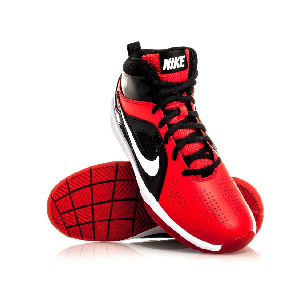Nike Team Hustle D 6 (GS) , Kids Boys Basketball Shoes