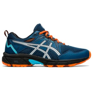 Asics Gel Venture 8 GS - Kids Boys Trail Running Shoes