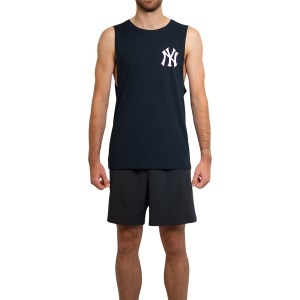 Majestic Athletic New York Yankees Yisser Mens Baseball Muscle Tank