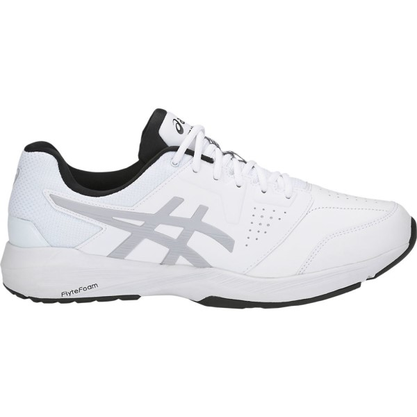 Asics Gel Quest FF LE - Mens Cross Training Shoes - White/Mid Grey