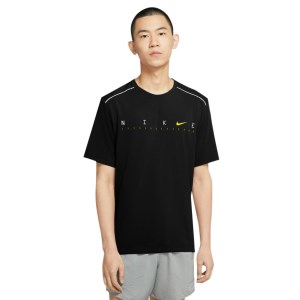 Nike Dri-Fit Miler Future Fast Mens Running T-Shirt