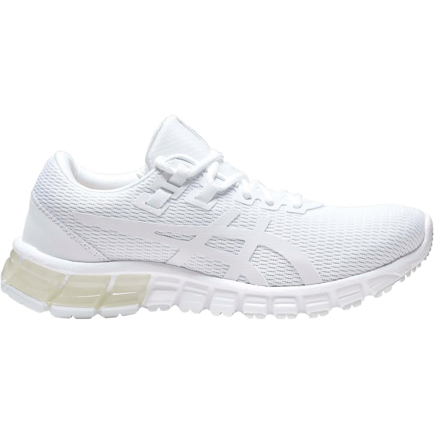60b789c1819cc8 Asics Gel Quantum 90 - Womens Training Shoes - Triple White | Sportitude