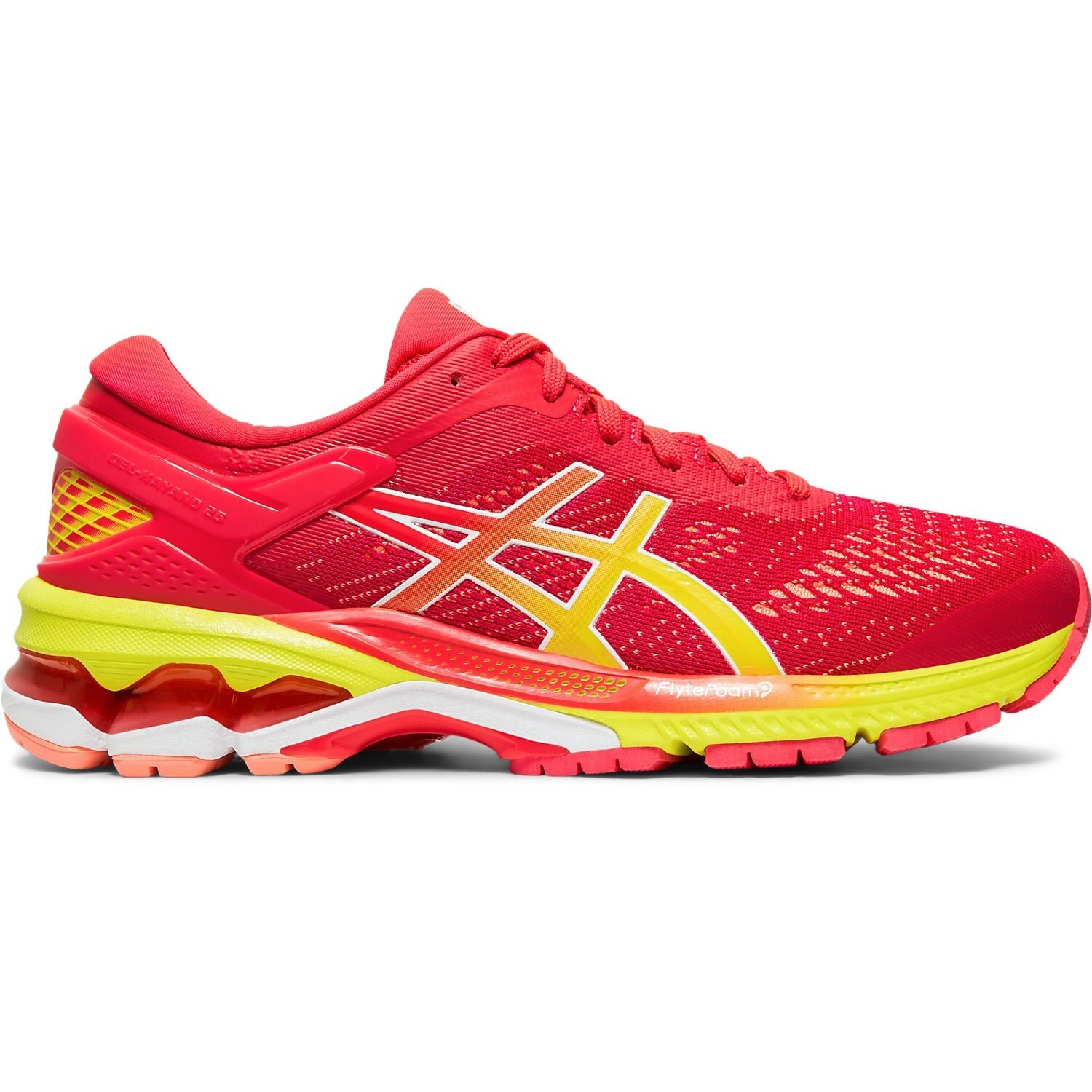 4bc90730 Asics Gel Kayano 26 10P/10C - Womens Running Shoes