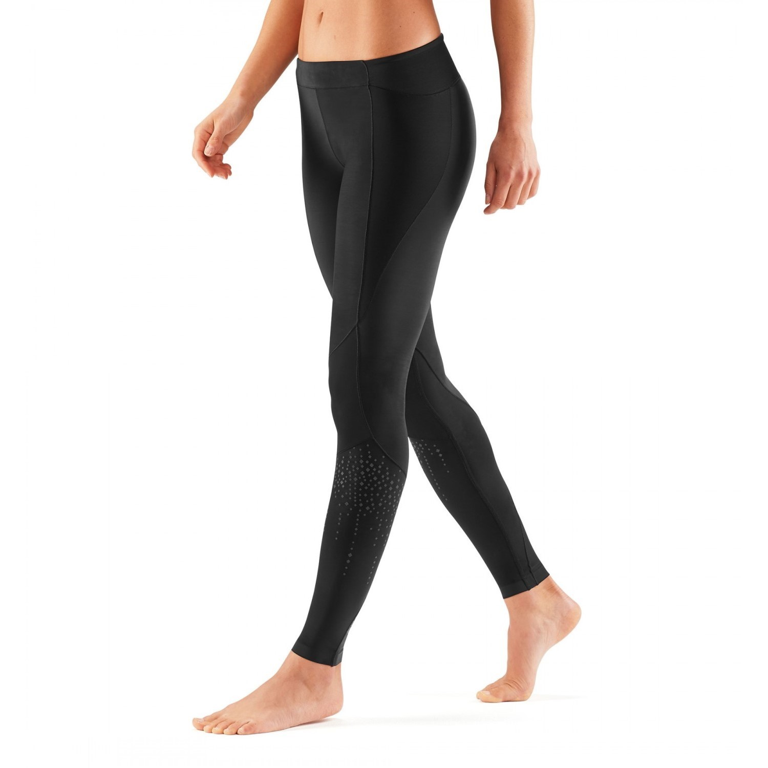 ac417bb9b2 Skins A400 Starlight Womens Compression Long Tights - Nexus | Sportitude
