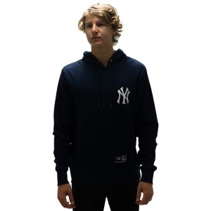 Majestic Athletic New York Yankees Duke Over The Head Mens Baseball Hoodie