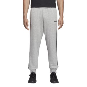 Adidas Essentials 3-Stripe Tapered Cuffed Mens Sweatpants