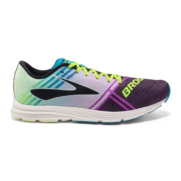Brooks Hyperion - Womens Racing Shoes - Purple/Blue Jewel/Nightlife