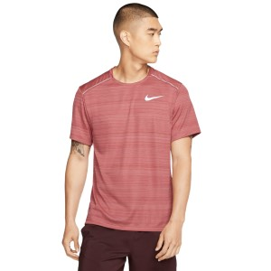 Nike Dri-Fit Miler Mens Running T-Shirt