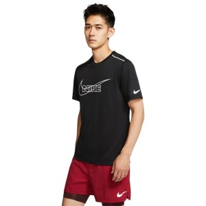 Nike Dri-Fit Breathe Mens Running T-Shirt