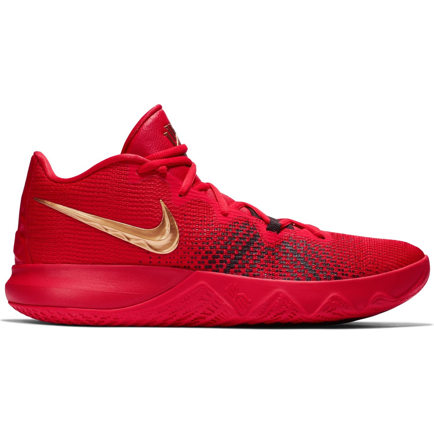 bab16eb91d89 Nike Kyrie Flytrap - Mens Basketball Shoes - University Red Metallic Gold