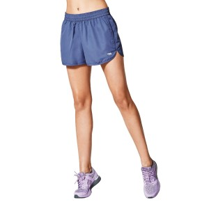 Running Bare Demons Womens Running Shorts