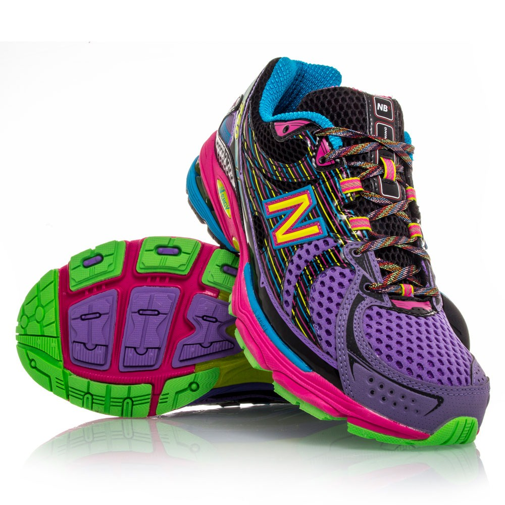 New Balance 760 rainbow - Mens Running Shoes - Purple Pink Blue Black . e77a910c24