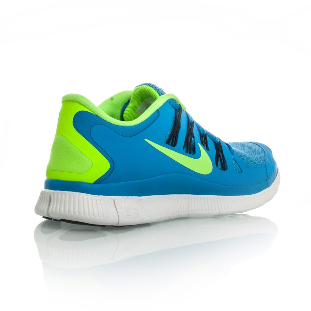 nike free 5 0 womens running shoes blue green online. Black Bedroom Furniture Sets. Home Design Ideas