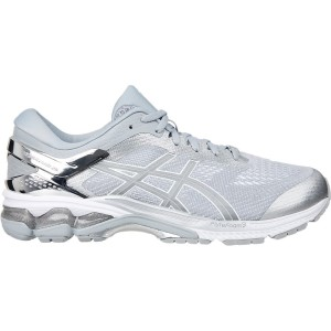 Asics Gel Kayano 26 Platinum LE - Mens Running Shoes