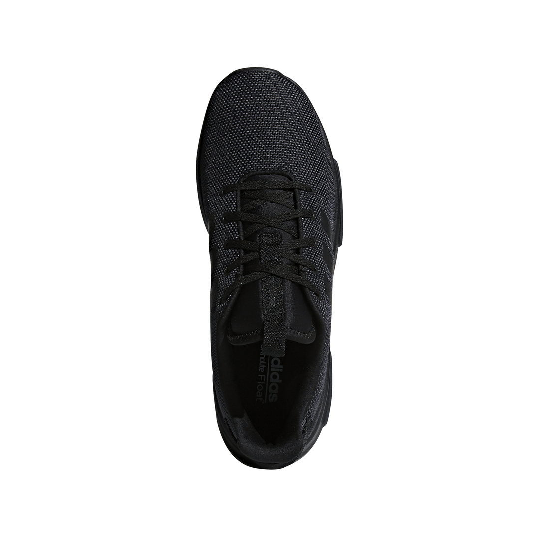 179924e4796a7d Adidas Cloudfoam Racer TR - Mens Running Shoes - Triple Black ...