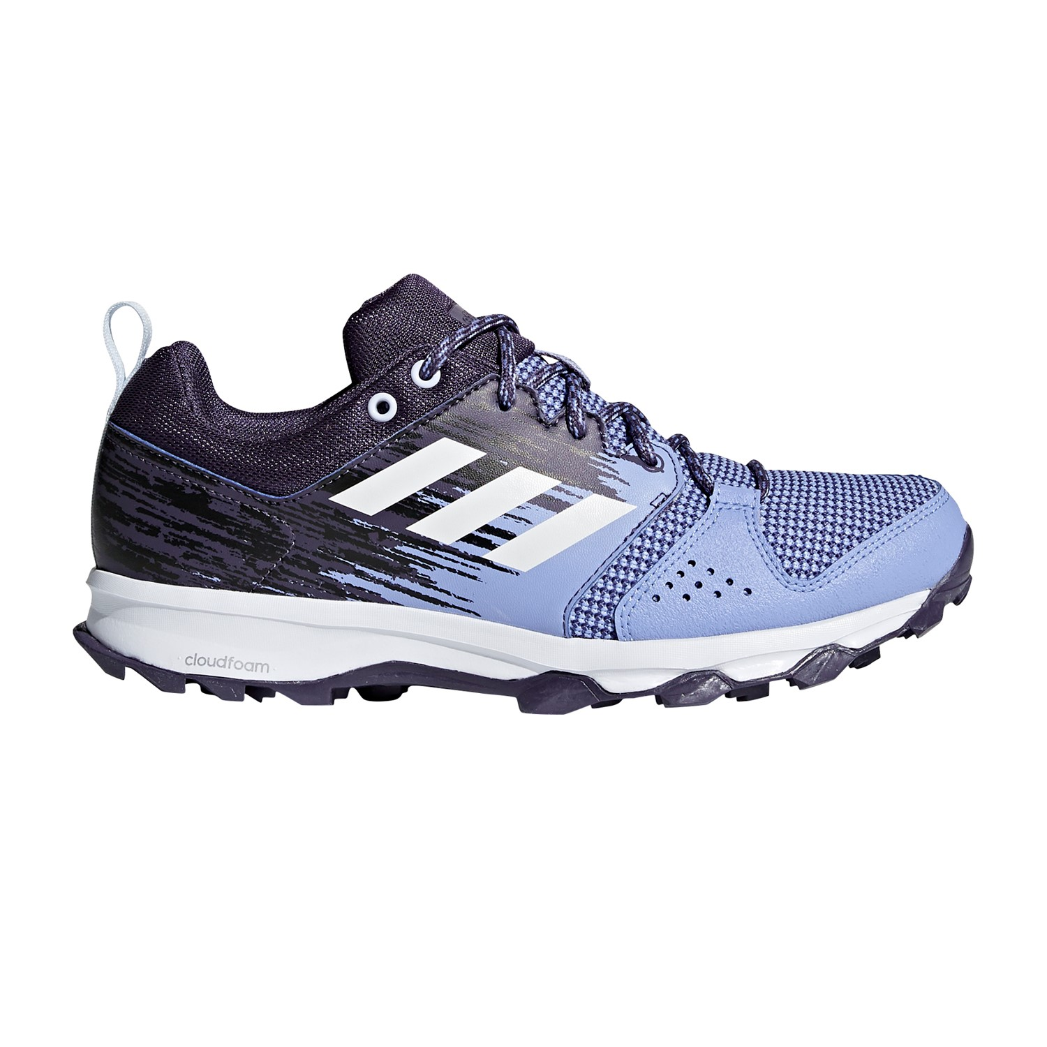 78f2d3e9564 Adidas Galaxy Trail - Womens Trail Running Shoes - Chalk Purple Orchard  Tint Trace