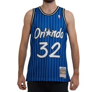 Mitchell & Ness Orlando Magic Shaquille O'Neal 1994-95 NBA Swingman Mens Basketball Jersey