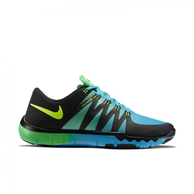 Mens Nike Free Trainer   Training Shoes Volt