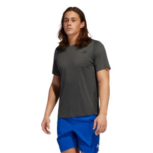 Adidas FreeLift Sport Prime Heather Mens Training T-Shirt