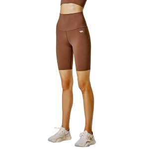 Running Bare Studio Ab-Tastic Womens Bike Tights