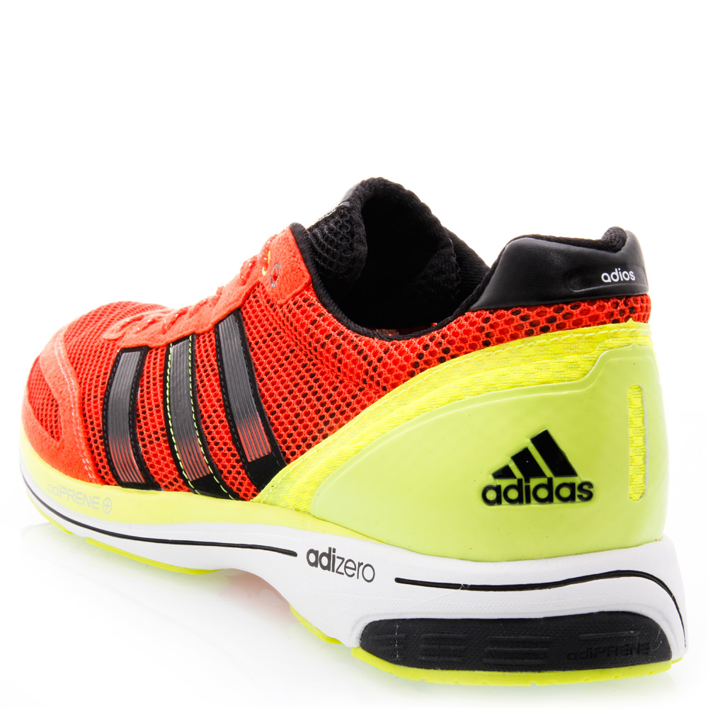 Adizero Yellow Running Shoes