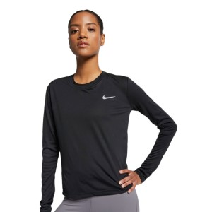 Nike Miler Womens Long Sleeve Running Top