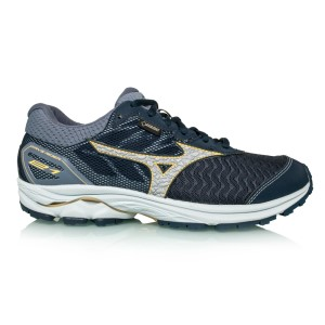 Mizuno Wave Rider 21 GTX - Mens Trail Running Shoes