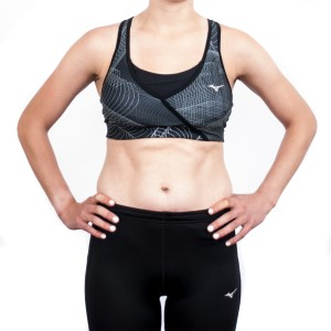 Mizuno Lotus Womens Sports Bra