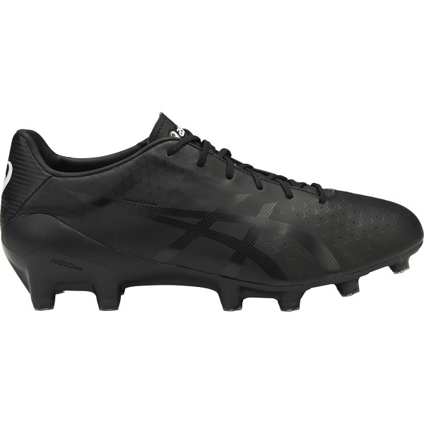 Asics Menace - Mens Football Boots - Black/Onyx
