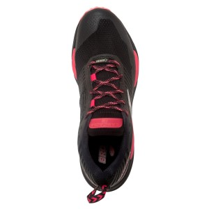 Brooks GTX Cascadia 13 - Womens Trail Running Shoes - Black/Pink/Coral