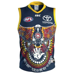 ISC Adelaide Crows Junior Kids Indigenous Guernsey 2020