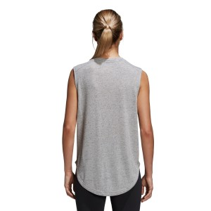best website 9aa0c 15b67 ... Adidas ID Winners Womens Muscle Tank Top - Grey ...