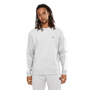 Champion Panel Crew Mens Sweatshirt
