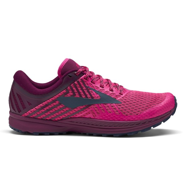 e2a6512edab Brooks Mazama 2 - Womens Trail Running Shoes - Pink Plum Navy ...