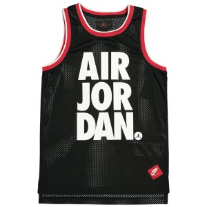 Jordan Air Mesh Kids Basketball Tank Top