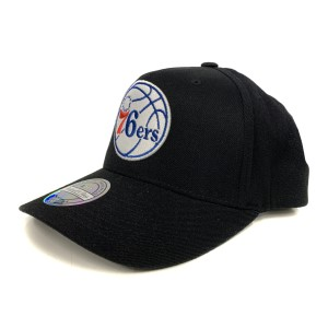 Mitchell & Ness NBA Philadelphia 76ers 110 Snapback Basketball Cap