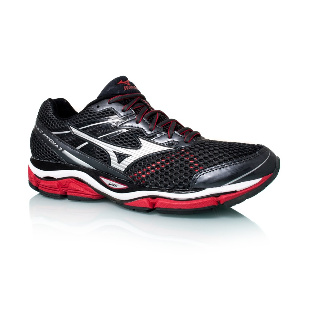 mizuno wave enigma 5 mens running shoes shadow red online sportitude. Black Bedroom Furniture Sets. Home Design Ideas