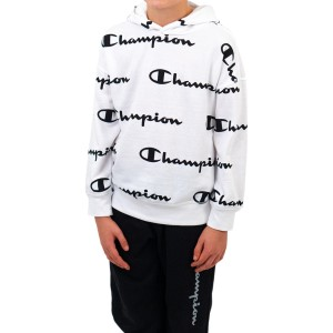 Champion All Over Print Kids Hoodie