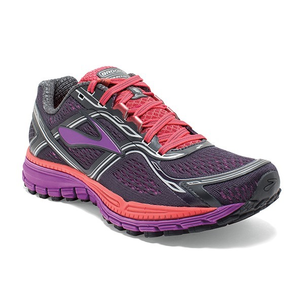 01a5a2970d0 Brooks Ghost 8 - Womens Running Shoes - Purple Cactus Anthracite ...